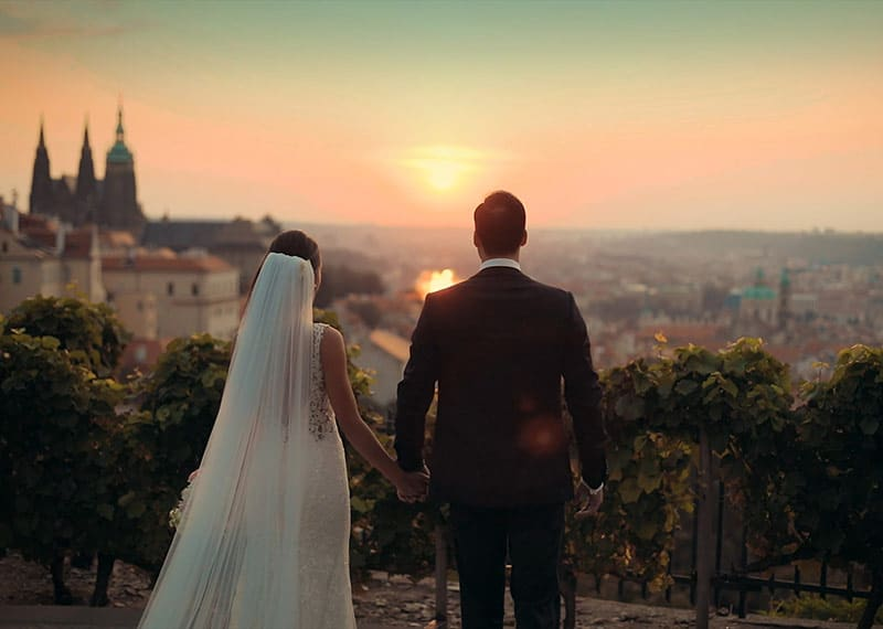 Wedding video in Germany