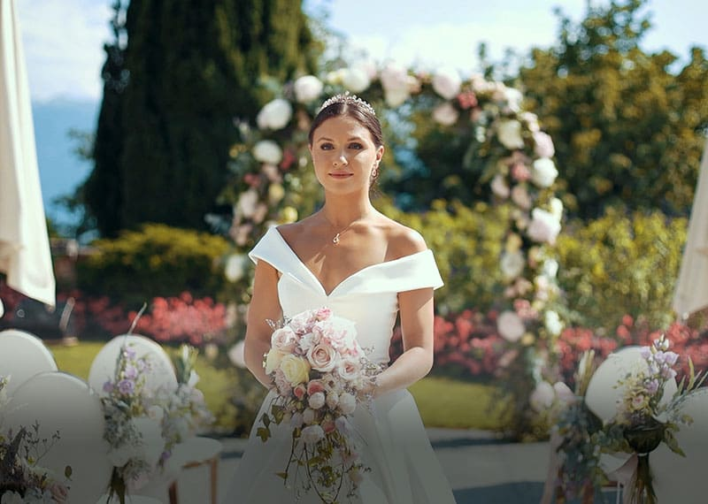 Wedding videographer in Switzerland, Zurich, wedding video