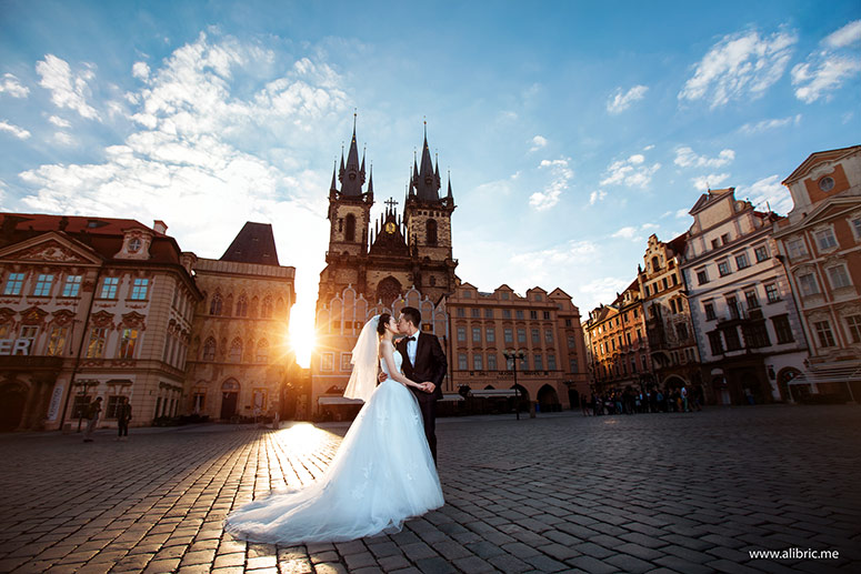 Alibric-photographer in Prague