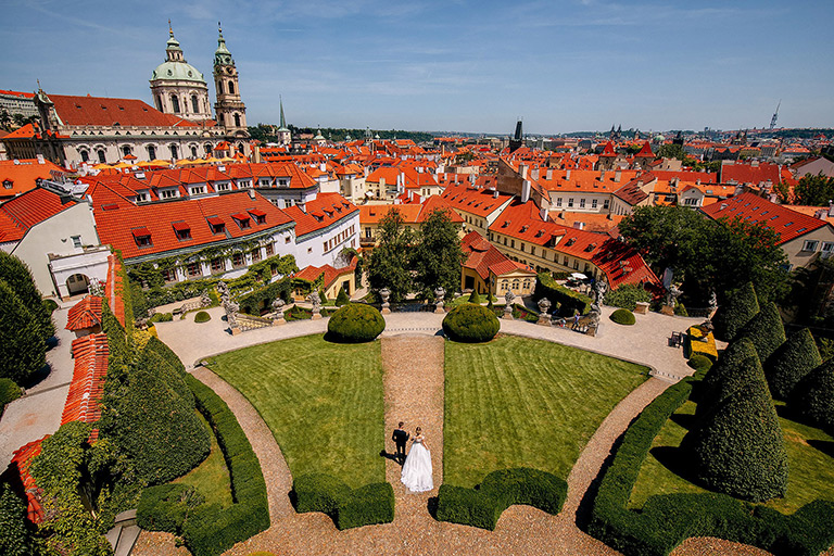 Getting married in Czech Republic