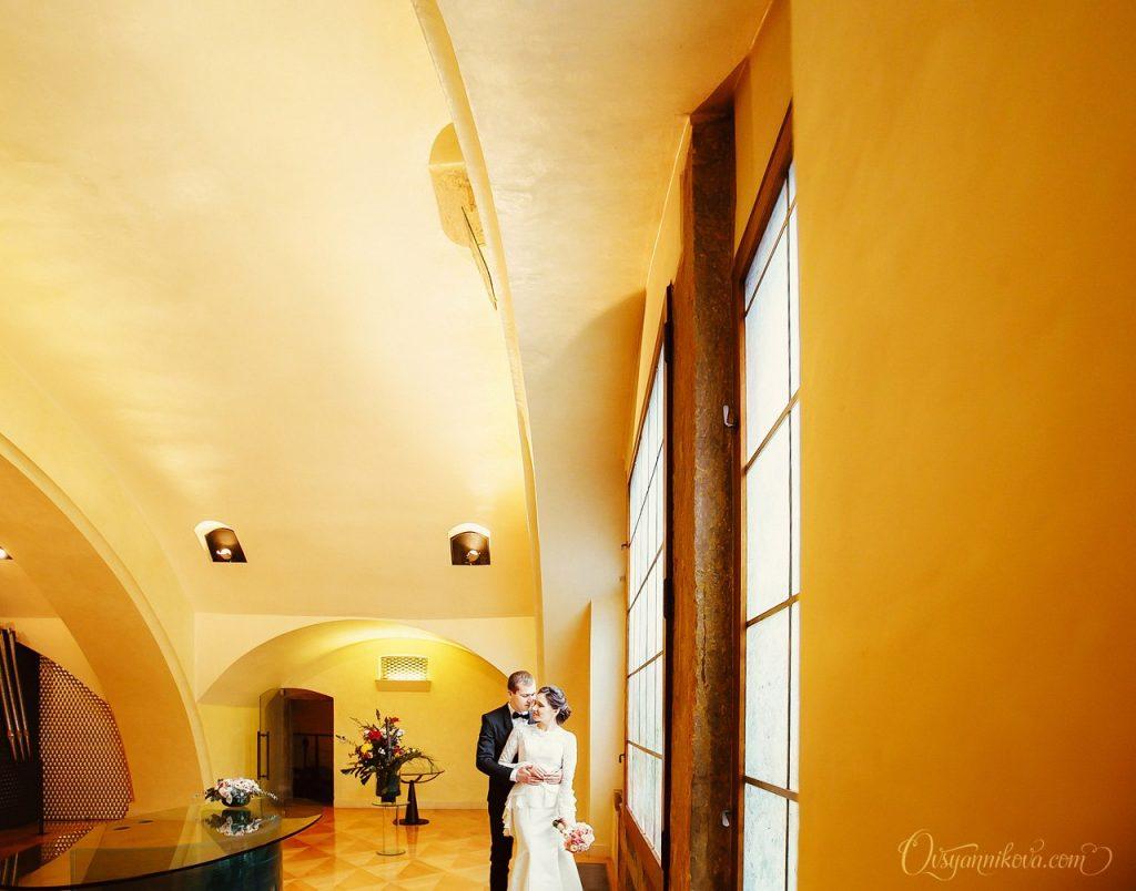Свадьба в Старогородской ратуше.